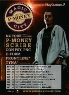 P-Money - Magic City Album Sampler