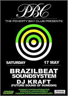 BrazilBeat Sound System & Kraft