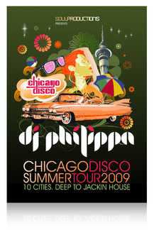 Chicago Disco summer tour 2009!