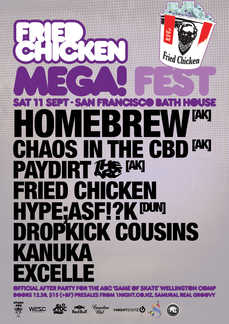Fried Chicken MEGA FEST