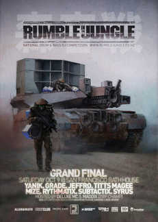 Rumble in the Jungle Grand Final 2010