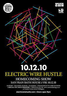 Electric Wire Hustle Homecoming