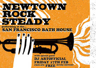 Newtown Rocksteady & DJ Artoficial