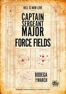Captain Sergeant Major & Force Fields