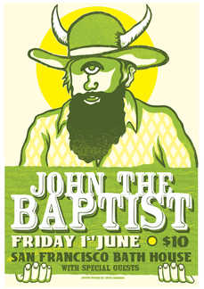 John The Baptist & Big River Chain