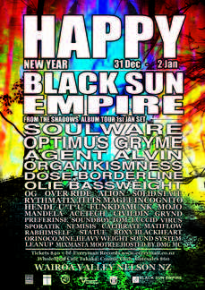 HAPPY New Year feat Black Sun Empire