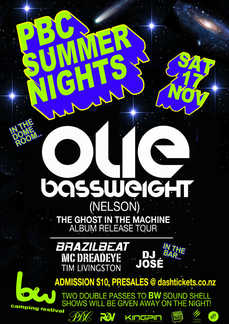 PBC Summer Nights presents Olie Bassweight