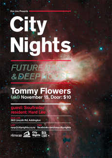 City Nights feat. Tommy Flowers