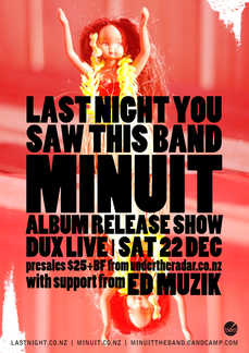 Minuit Official Album Release
